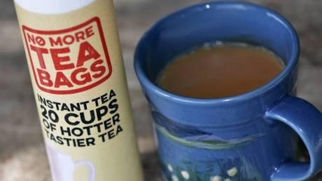 Σε αυτήν την πόλη της Αγγλίας θα πιεις τσάι σε... σπρέι