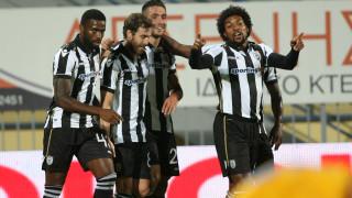 Super League: νίκη του ΠΑΟΚ στην έδρα του Αστέρα Τρίπολης