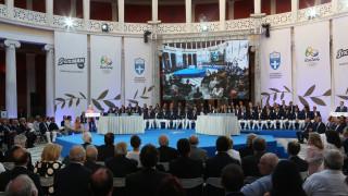 Η πολιτεία τίμησε την Ελληνική Ολυμπιακή Ομάδα