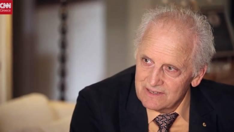 Γιώργος Παξινός: Ο χαρτογράφος του ανθρώπινου εγκεφάλου