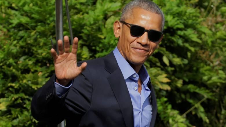 Ο Ομπάμα βάζει πλάτη για την Χίλαρι