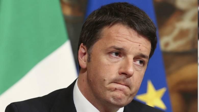 Επίθεση Ρέντσι στον πρόεδρο της κεντρικής τράπεζας της Γερμανίας