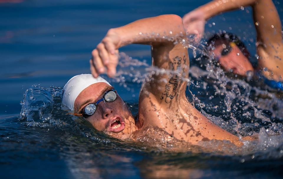 1 Swimming Spyros Gianniotis by Elias Lefas