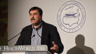 Αν. Ξανθός στο 15ο Ετήσιο Συνέδριο HealthWorld: Η χώρα είναι υγειονομικά ασφαλής