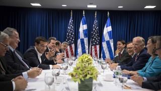 Τι συζήτησαν Τσίπρας–Μπάιντεν στη Νέα Υόρκη