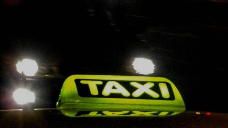 Oδηγοί ταξί τσακώθηκαν για μία θέση στάθμευσης