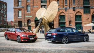 Η Mercedes E-Class απέκτησε εκδόσεις Estate και All Terrain