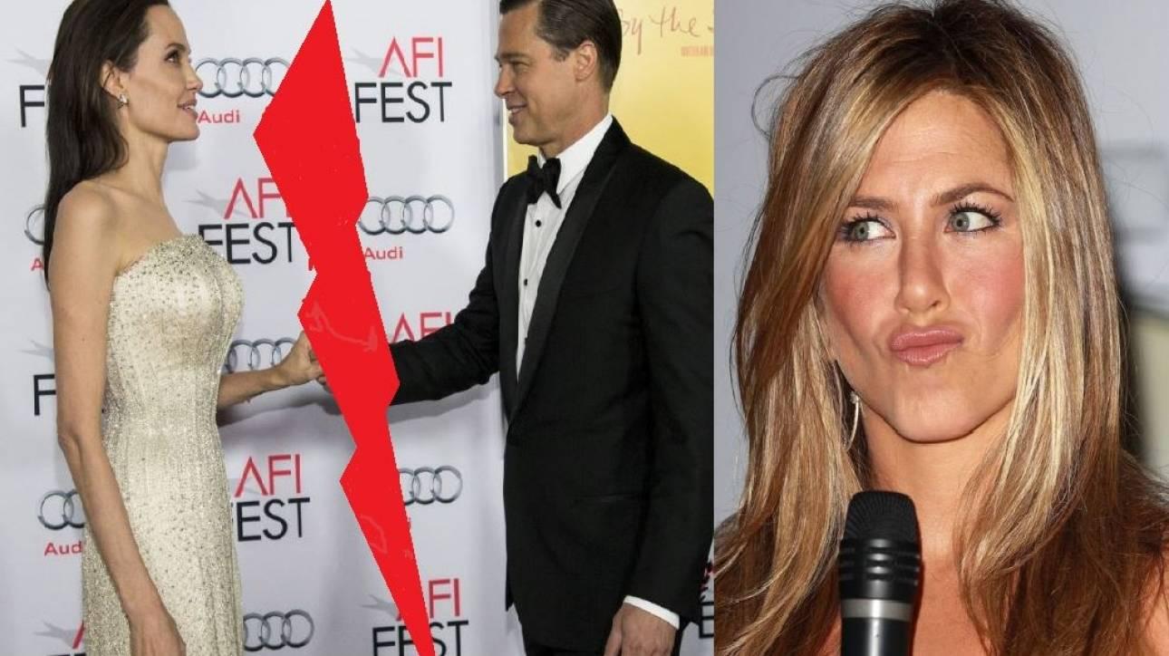 Η «αντίδραση» της Τζένιφερ Άνιστον για το διαζύγιο των Brangelina-Τα tweets που σάρωσαν