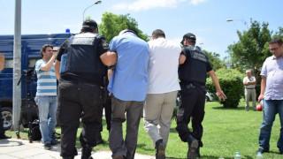 Απορρίφθηκε η αίτηση ασύλου στους τρεις από τους οκτώ Τούρκους στρατιωτικούς