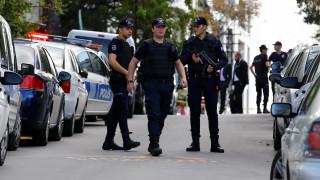 Πυροβολισμοί έξω από την Πρεσβεία του Ισραήλ στην Άγκυρα