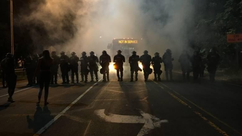 Διαδηλώσεις και διαμαρτυρίες στην Αμερική