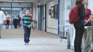 Εννιάχρονος με… ελληνικό αίμα στο πανεπιστήμιο