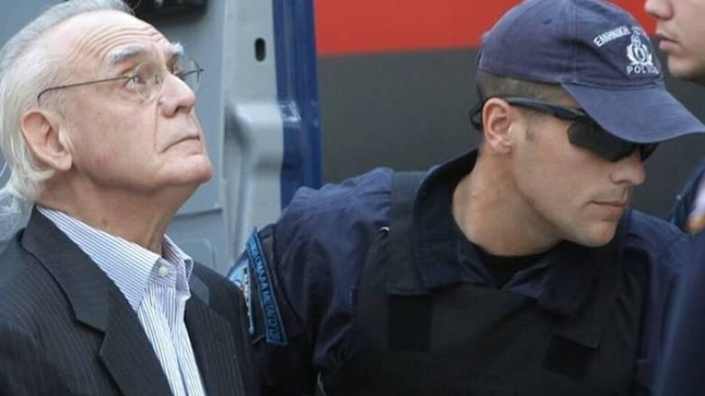 Δεύτερο αίτημα αποφυλάκισης υπέβαλε ο Άκης Τσοχατζόπουλος