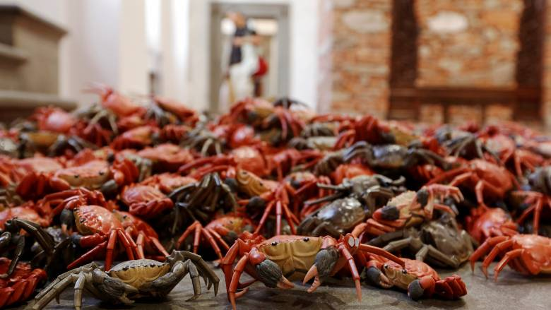 Ai Weiwei: Ένας λόγος που... δαγκώνει για να πας στη Φλωρεντία