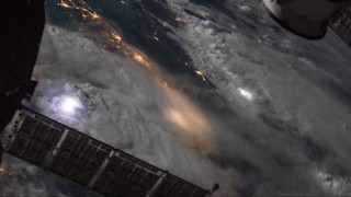 Οι κεραυνοί από το Διάστημα