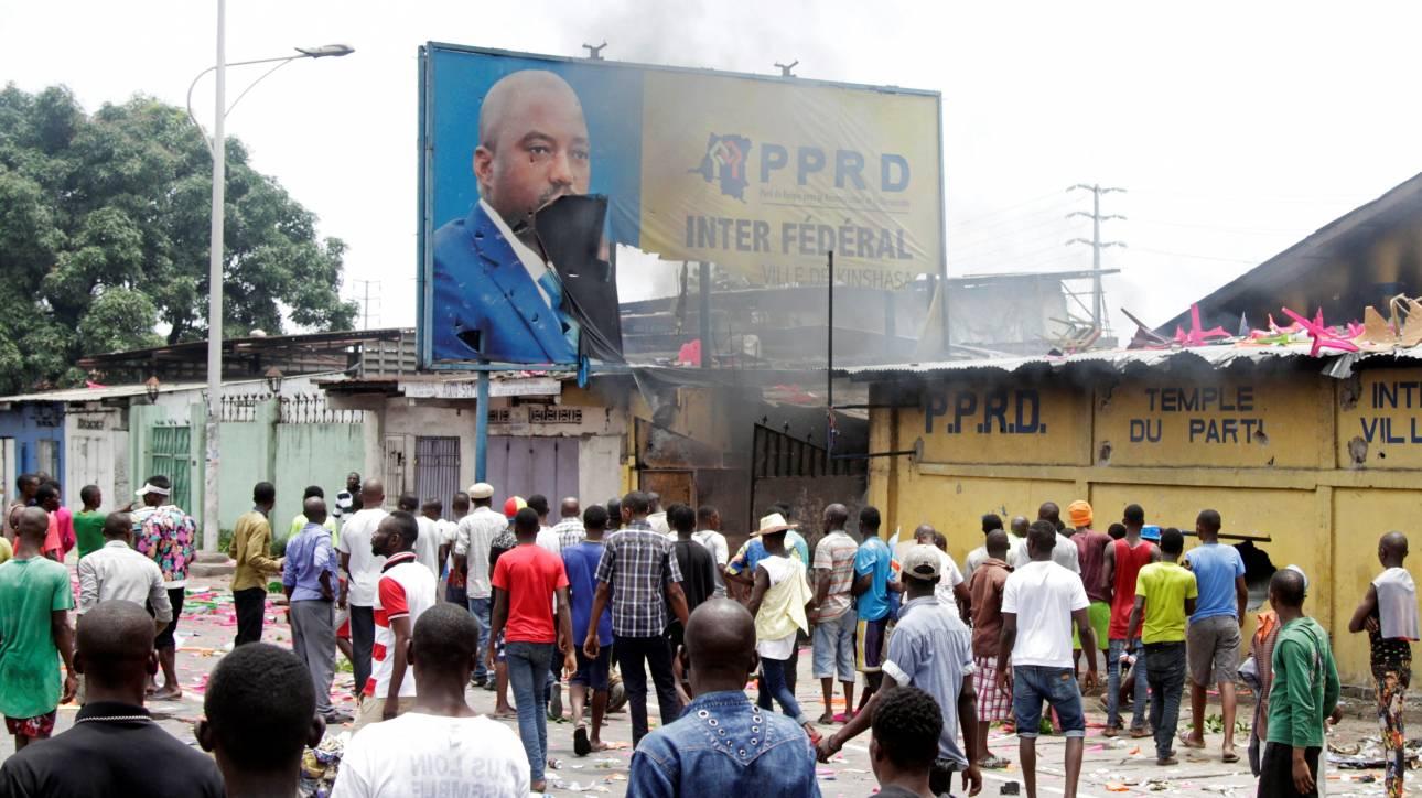 Κονγκό: Στους 100 οι νεκροί από τις βίαιες ταραχές, λέει η αντιπολίτευση