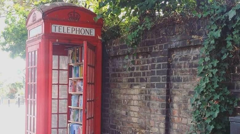 Μεταμορφώνονται οι γνωστοί κόκκινοι τηλεφωνικοί θάλαμοι στην Αγγλία