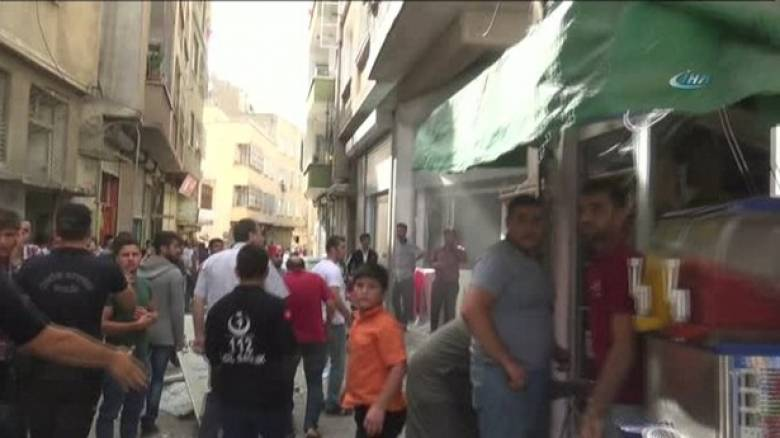 Ρουκέτα από Συρία έπληξε τουρκική πόλη