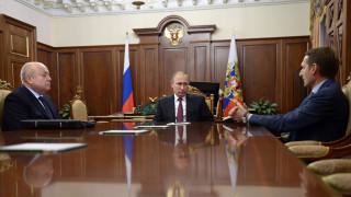 Ο Βλαντιμίρ Πούτιν διόρισε νέο επικεφαλής της υπηρεσίας κατασκοπείας