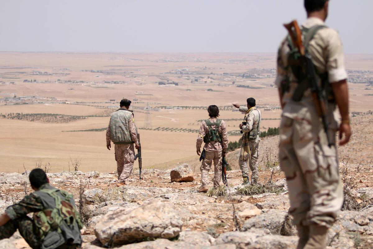 SDF Men 2016 09 08T121008Z 1672737776 S1AEUACQAQAA RTRMADP 3 MIDEAST CRISIS SYRIA KURDS