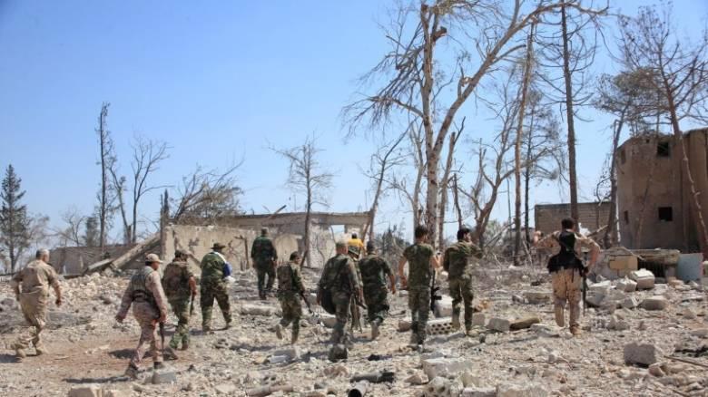 Ο συριακός στρατός ανακοίνωσε ότι ξεκινά ευρεία επιχείρηση στο Χαλέπι