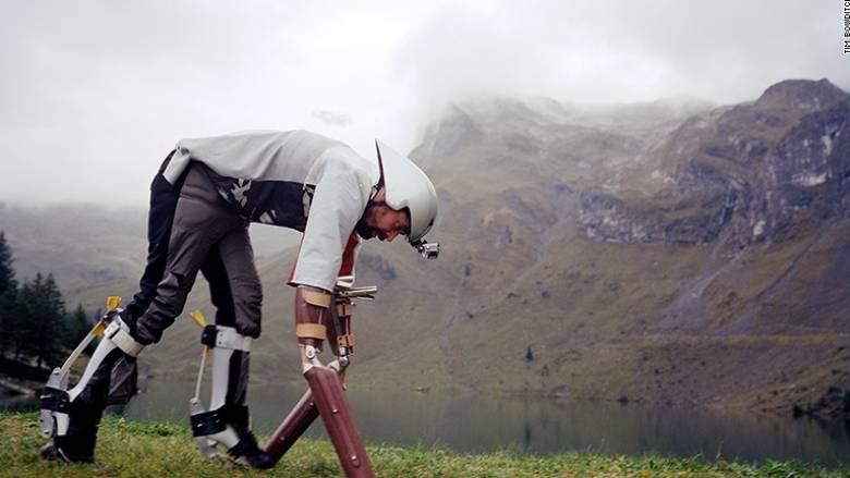Τα πιο τρελά βραβεία της χρονιάς: Ο άνθρωπος-κατσίκα και τα αντισεξουαλικά παντελόνια για αρουραίους