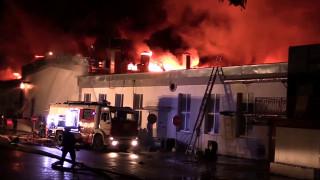 Μόσχα: Νεκροί οκτώ πυροσβέστες κατά την κατάσβεση πυρκαγιάς (pics)