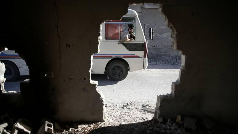 Συρία: Σφοδροί αεροπορικοί βομβαρδισμοί έπληξαν το Χαλέπι