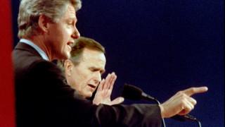 Μπους και Κλίντον: Δύο οικογένειες, δύο παρατάξεις, ίδιος ο στόχος