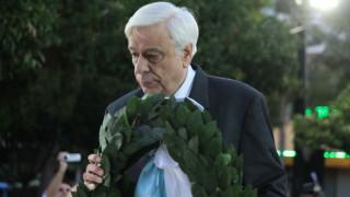 Παυλόπουλος: Τα υπολείμματα ναζισμού συνιστούν εθνικό κίνδυνο