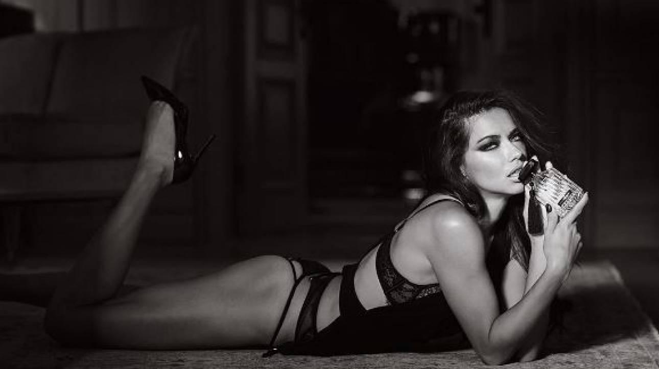 Η Αντριάνα Λίμα ποζάρει για πρώτη φορά γυμνή στο Instagram (pics)
