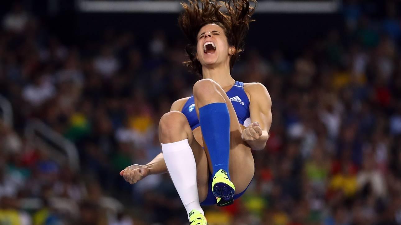 Υποψήφια κορυφαία αθλήτρια της χρονιάς η Κατερίνα Στεφανίδη