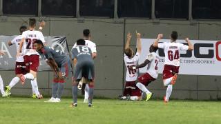 Super League: η ΑΕΛ κέρδισε τον Ολυμπιακό, ισοπαλία του ΠΑΟΚ με την Ξάνθη (5η αγων.)