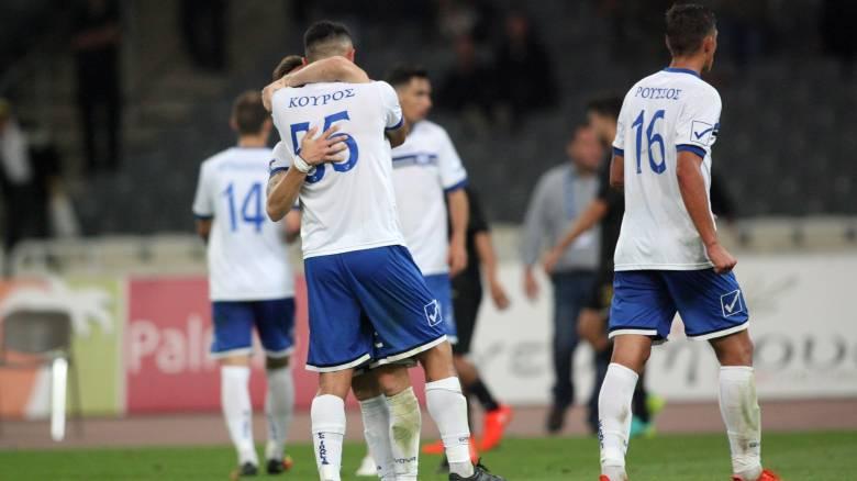 Super League: ισοπαλία παραχώρησε η ΑΕΚ στον Ηρακλή