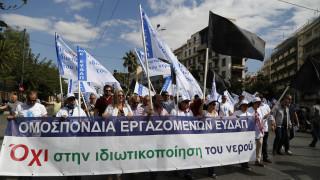 Η ΚΕΔΕ ενάντια στην ιδιωτικοποίηση της ΕΥΔΑΠ