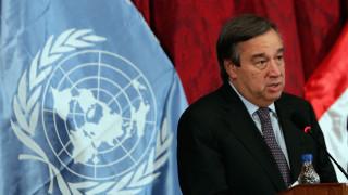Ο Αντόνιο Γκουτέρες προηγείται στις ψηφοφορίες για τη θέση του Γ.Γ. του ΟΗΕ