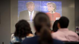 Εκλογές ΗΠΑ 2016: Ευημερία, ανεργία, ανάπτυξη το πρώτο θέμα του debate
