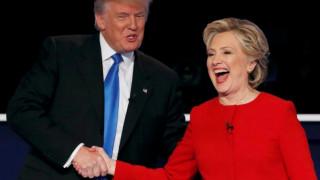 Εκλογές ΗΠΑ 2016: Τα highlights της τηλεμαχίας