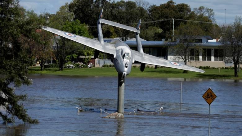 Αυστραλία: Φυσική καταστροφή από τις πλημμύρες