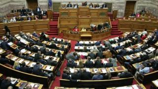Συζήτηση στη Βουλή του πολυνομοσχεδίου με τα προαπαιτούμενα