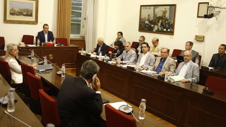 Κατάθεση Παπαγιαννίδου απο την ΤτΕ στην Εξεταστική Επιτροπή