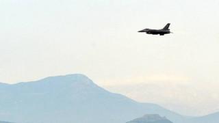 Τέσσερα τουρκικά F-16 πάνω από τη νησίδα Ανθρωποφάγοι