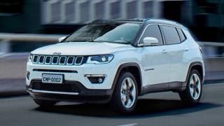 Oι πρώτες επίσημες φωτογραφίες και τα πρώτα στοιχεία του νέου Jeep Compass