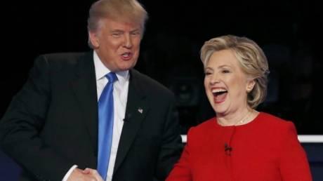 Εκλογές ΗΠΑ 2016: Εκατομμύρια Αμερικανοί κόλλησαν στις οθόνες τους για το debate