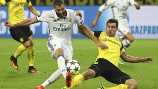 Champions League: ισόπαλες Ντόρτμουντ και Ρεάλ Μ, γκολ ο Κριστιάνο