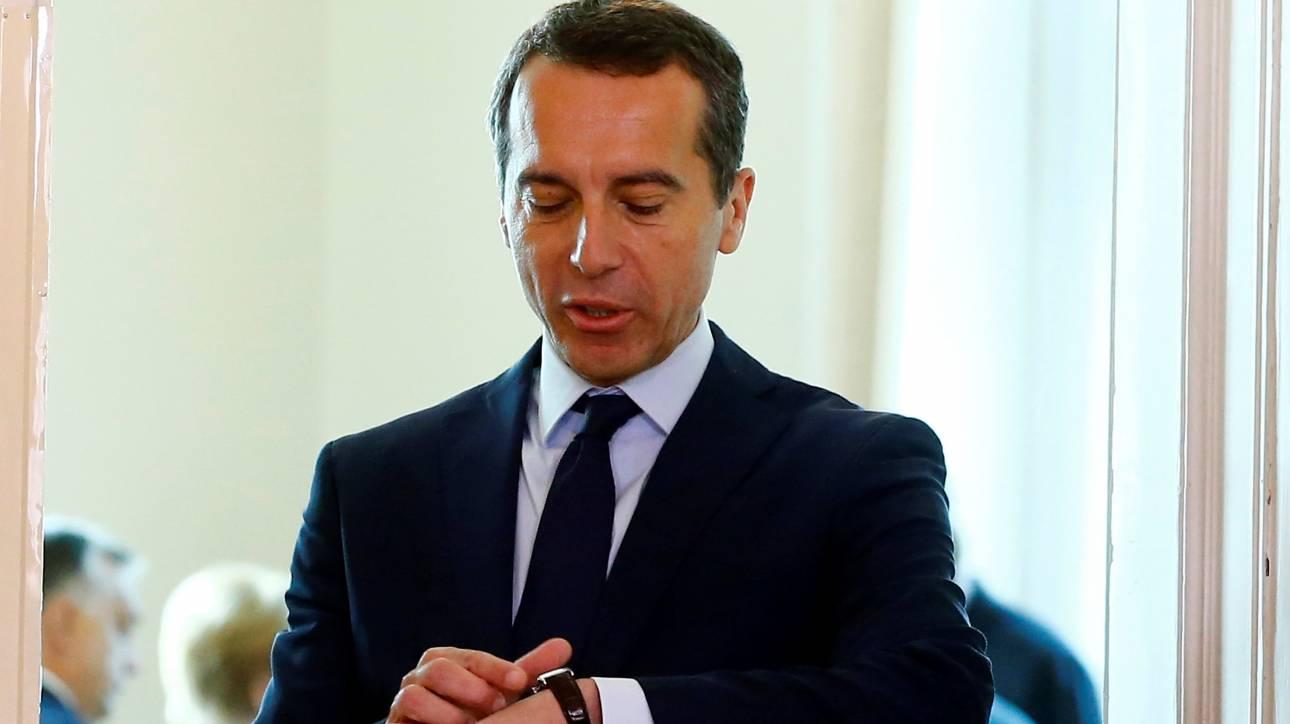 Αυστρία: «Κυβερνητικό Συμβούλιο Ασφαλείας» αποφάσισε η κυβέρνηση συνασπισμού
