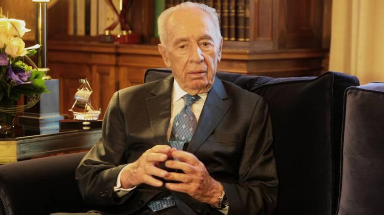 Πέθανε ο πρώην πρωθυπουργός του Ισραήλ, Σιμόν Πέρες