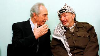 Σιμόν Πέρες: Ο Ισραηλινός που ήθελε παλαιστινιακό κράτος