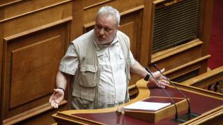 Τι είπε ο Ψαριανός για το φραστικό επεισόδιο με τον Σκουρολιάκο στο καφενείο της Βουλής