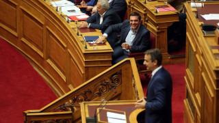 Βουλή: Οι ατάκες των πολιτικών αρχηγών